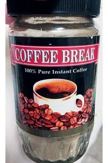 100円ショップのインスタントコーヒー