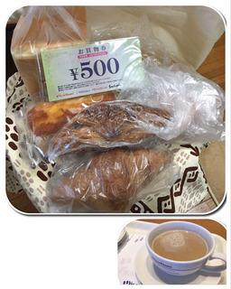 食品福袋2019.01.01 (2軒分)
