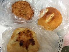 ブーランジェリーエクランのパン