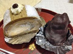 イノダコーヒのケーキ