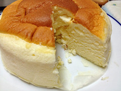 大黒屋のチーズケーキ