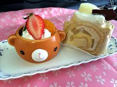 パティスリー華(阿佐ヶ谷)のケーキ