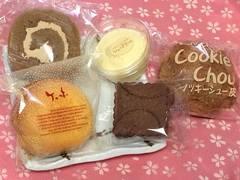 ロンシャン洋菓子店のお菓子