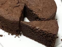 15cmのガトーショコラ
