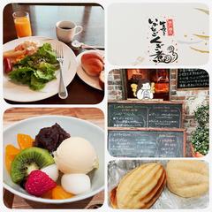 神戸で食べたもの、お土産など