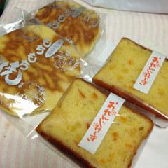山善のお菓子