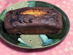 マスカルポーネたっぷりのパウンドケーキ