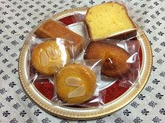 神楽坂「アミティエ」の焼き菓子