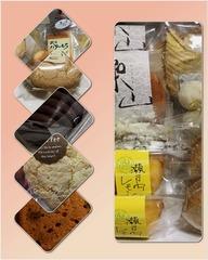 焼き菓子(3軒分)